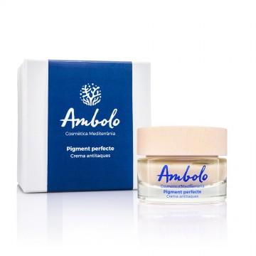 Crema antitaques pigment...
